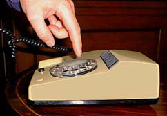 Remember rotary phones?
