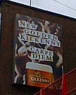 Kilkenny ad shows less