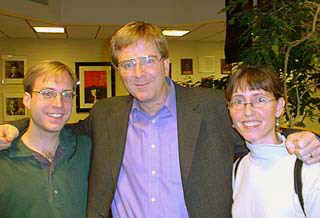 Rick Steves and us